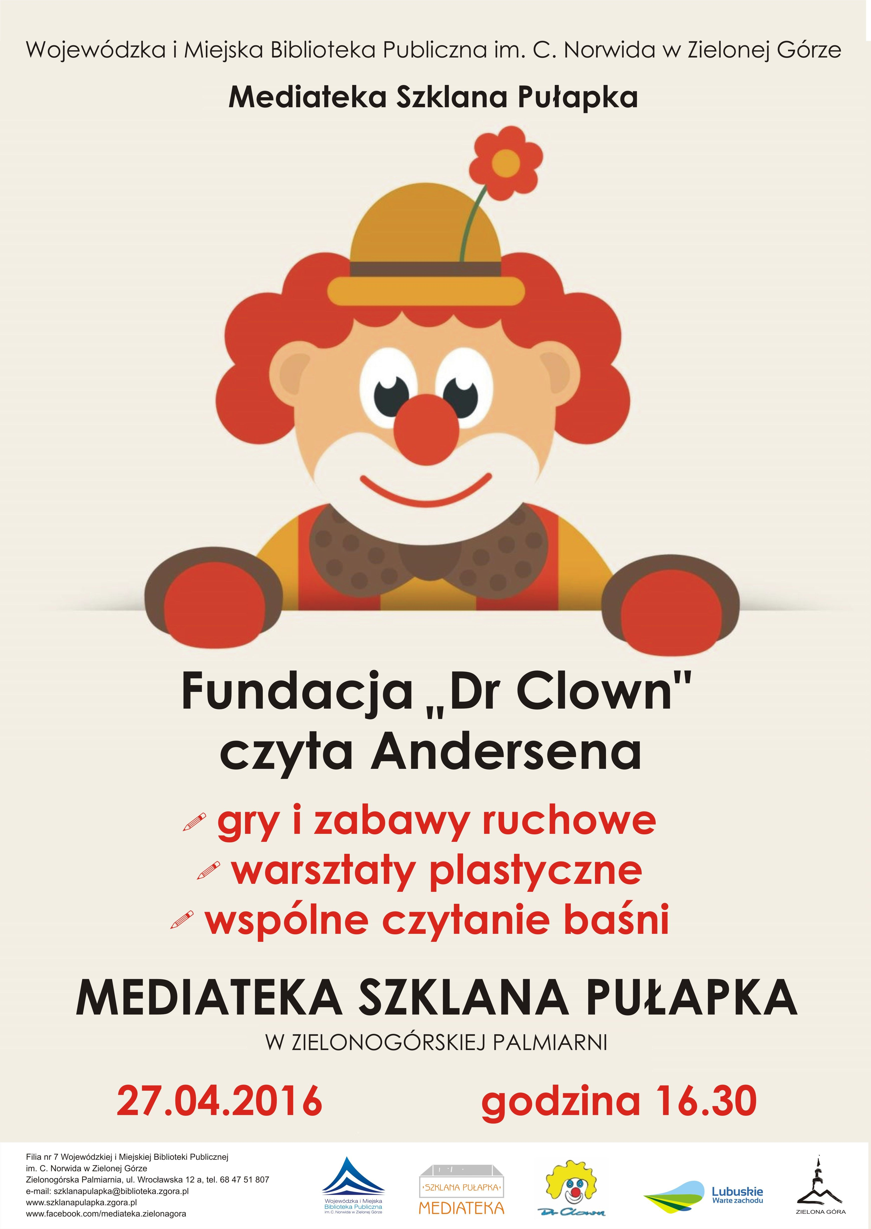 fundacja clown